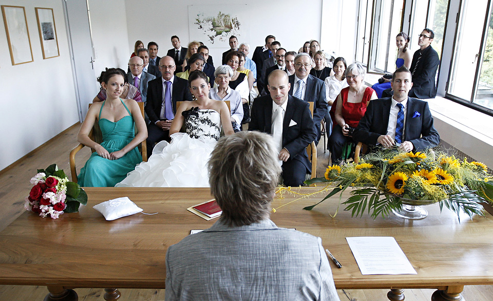 Hochzeitsfotograf Bern / Thun