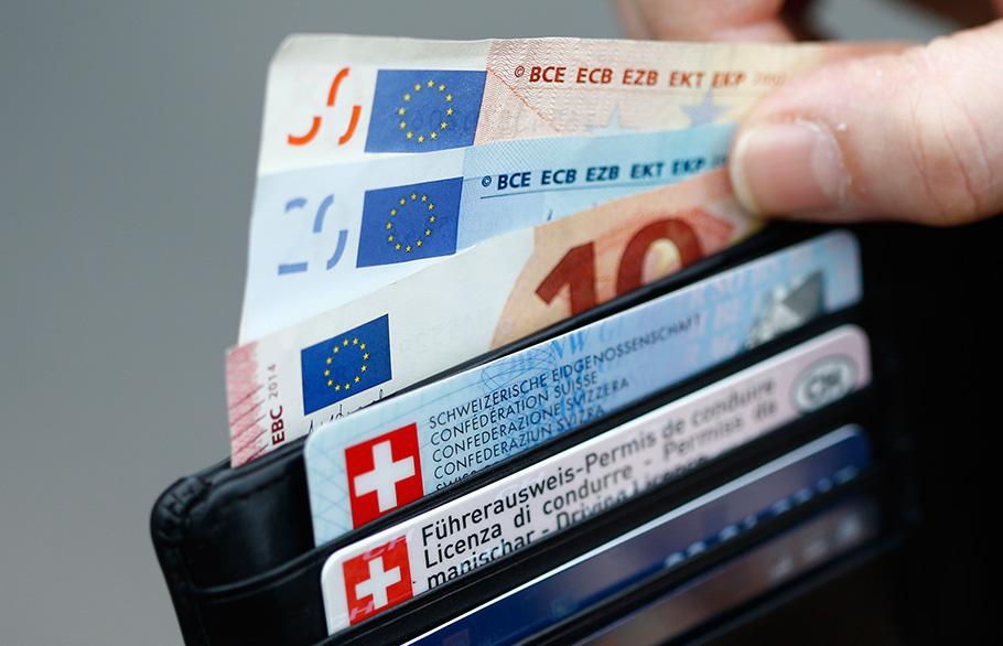 SNB: Franken/Euro - Thomas Hodel