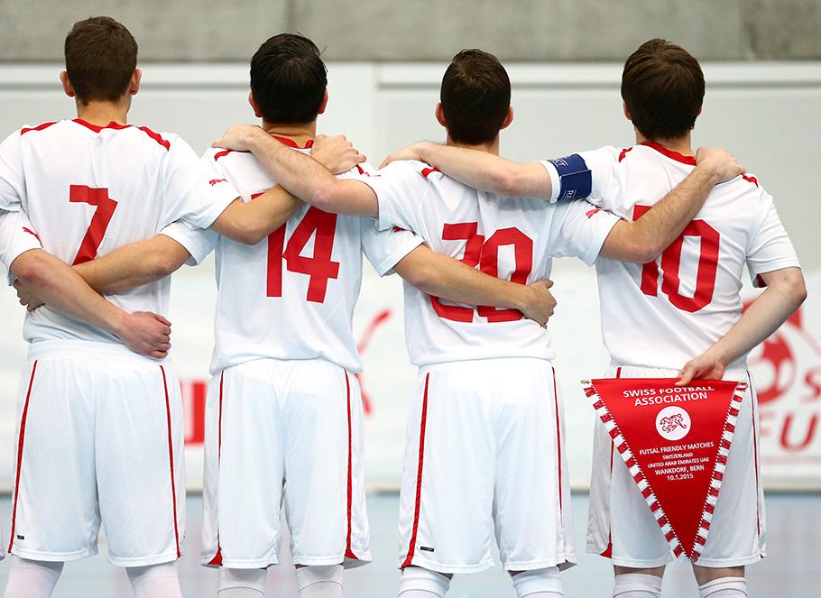 Futsal Schweiz SFV - Thomas Hodel